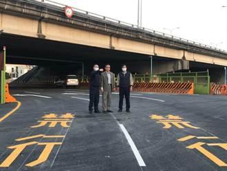 台南仁德萬代橋改建鋼便橋3/2通車 歸仁警籲民眾留意改道