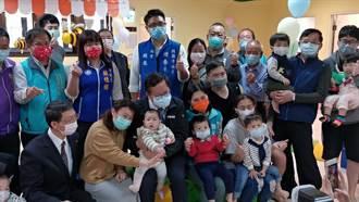 蘆竹興仁公托中心開幕 預計收55名2歲以下嬰幼兒