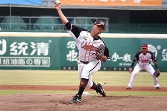 中職》球數多陷入落後 姚杰宏不滿意投球內容