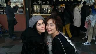 萧瑶和我的女儿王宇婕 圆母演艺梦回台闯星河
