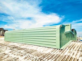 風碩廠房通風科技 有效省電