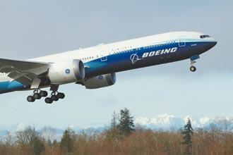 波音建議停飛777客機 日韓跟進