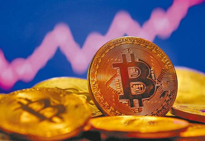 摩根大通(JPMorgan Chase)分析師警告,比特幣飆漲的同時要小心流動性風險。(路透)