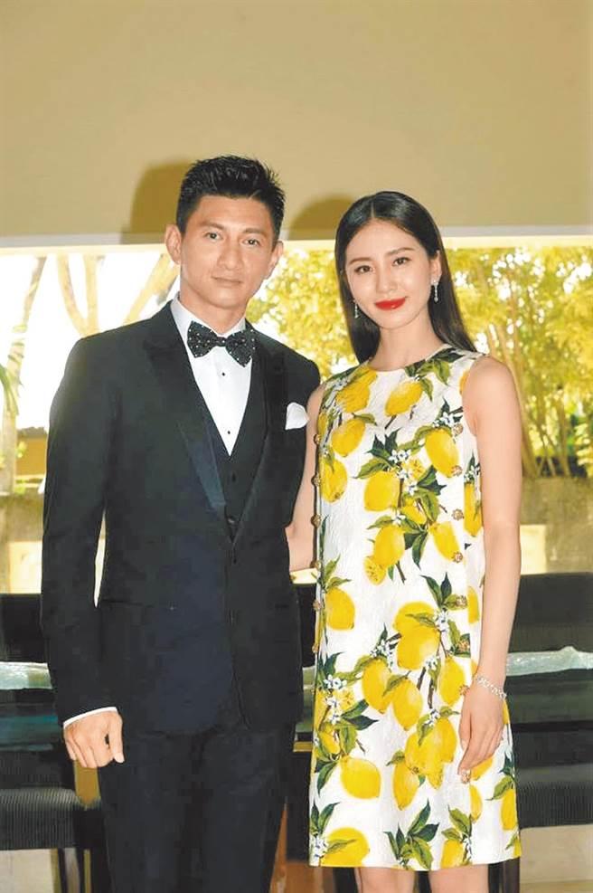劉詩詩今年和吳奇隆回台灣過年,陸網認為沒陪自己父母太不厚道。(圖/中時資料照)