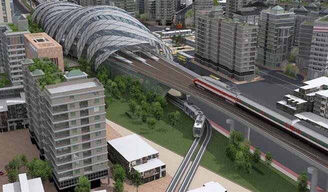 卡關2年的彰化鐵路高架化政策,<b><a href=