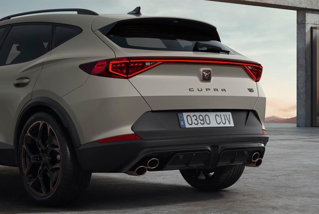 7,000台限量產製!Cubra發表跨界性能休旅Formentor VZ5
