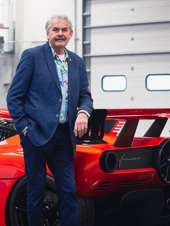 以Niki Lauda命名!更加著重賽道表現 Gordon Murray Automotive推出T.50s Niki Lauda特殊版