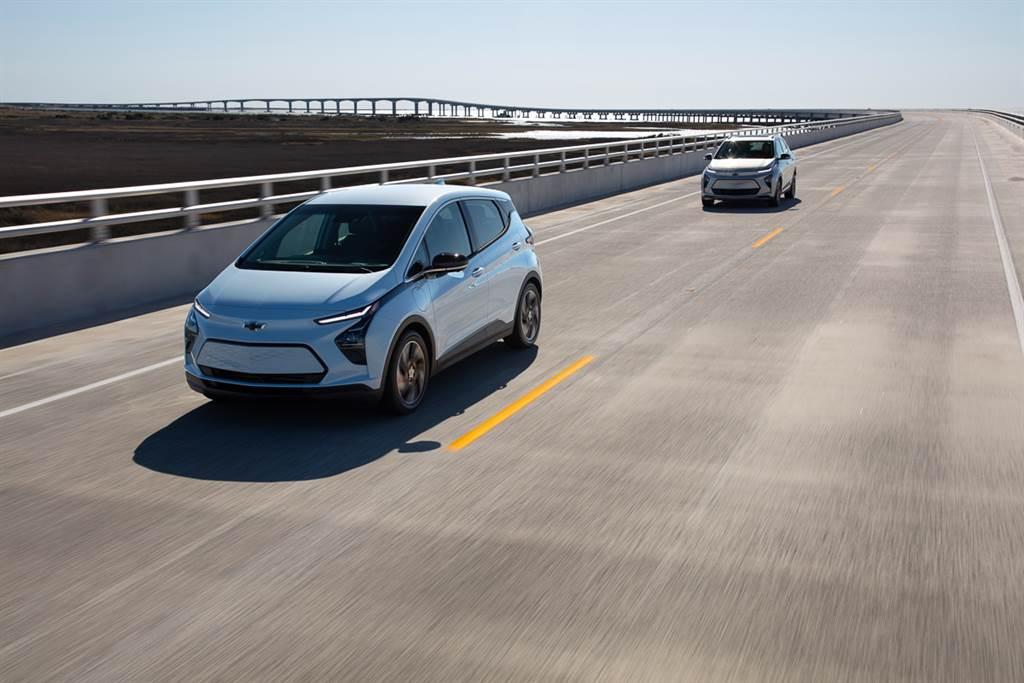 擴張細分純電市場 Chevrolet發表Bolt EV / EUV