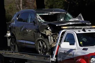 高球》車禍前暴怒 豪車安全性堅固救了伍茲