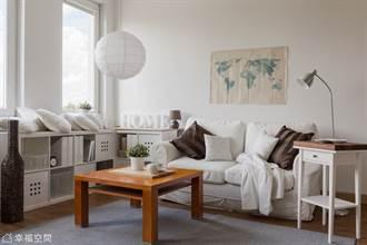 這7個收納技巧,能讓你的小房子變身大空間!