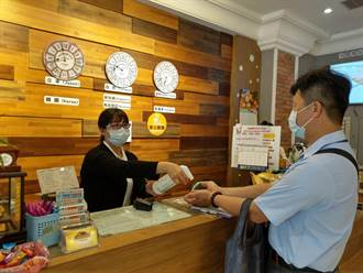 22縣市旅宿管理評比 台中市政府績效獲頒特優
