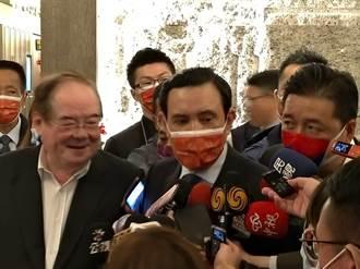 【藍白競合】 江啟臣邀柯文哲同台論壇掀藍白合作 馬英九:這樣的合作層級應該有限