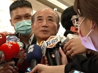 挺誰當黨主席 王金平這樣說