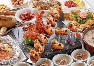 舌尖上的全台繞境 福華蓬萊邨端上台菜小吃演繹