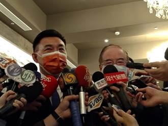 【藍白競合】 黨高層事先不知情?李乾龍:有啦!看我笑咪咪就代表沒事