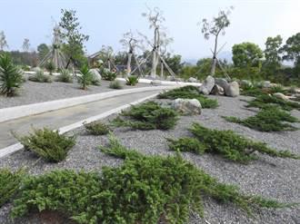 南投名间苗圃转型生态园区动工 打造缤纷游乐园