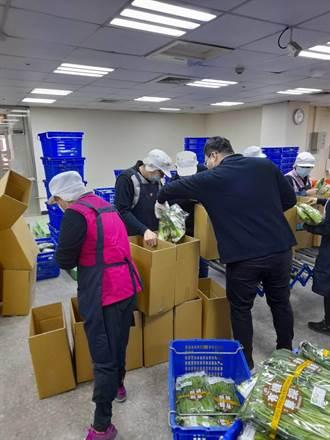 桃市農業局推認購有機蔬菜箱 順利提前達標
