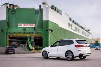 BMW集團再次成為美國最大的汽車出口商