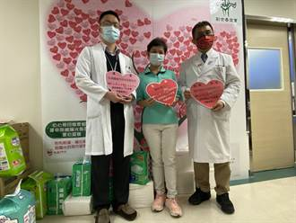 乳癌斗士温柔传爱 3天募集千包尿布助植物人