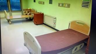 兇手找到了 男病患醫院遭內褲勒頸陳屍病房 護理師嚇壞