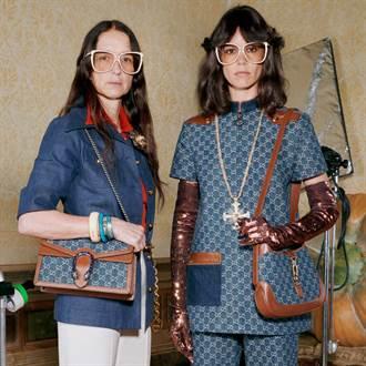 Gucci經典系列結合環保面料 復古時髦又環保