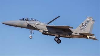 首架F-15EX完成塗裝 採用空優迷彩