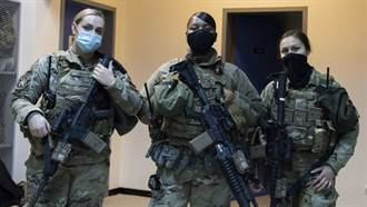 美軍女兵終於有合身的防彈背心