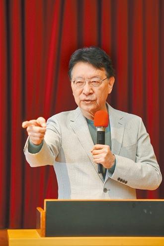 趙少康宣示 當選總統首推內閣制
