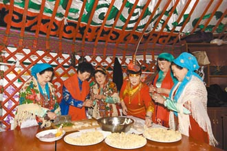 加國會認定滅維族 抵制北京冬奧
