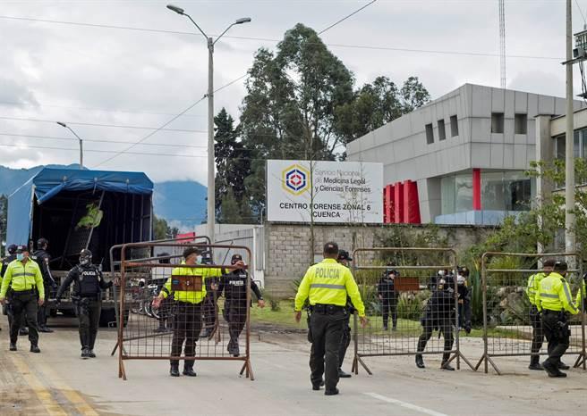 厄瓜多3監獄暴動 至少62囚喪命。(圖/路透)