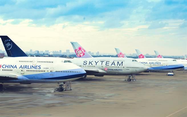 華航747-400客機將於今年起陸續退役,特別推出「747空中女王 Farewell Party后翼起飛」一日微旅行活動。(華航提供)