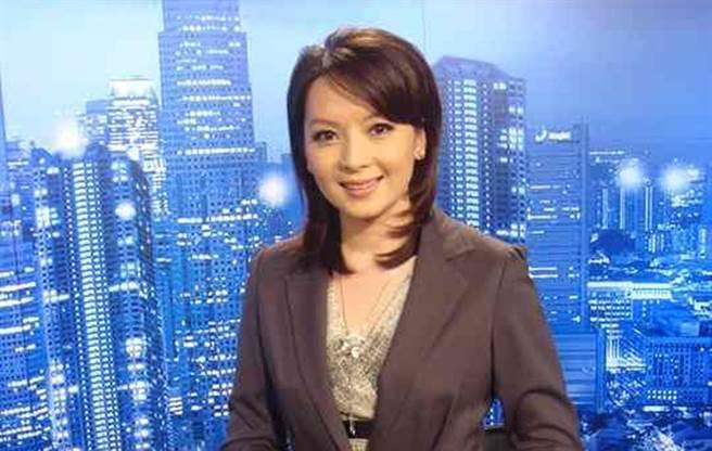 前美女主播谷怀萱婚后淡出萤光幕。(图/FB@我是谷怀萱)