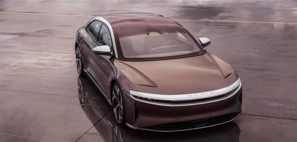電動車新創 Lucid 新車要搶 Model 3 市場,未來再推 70 萬元級平價電動車