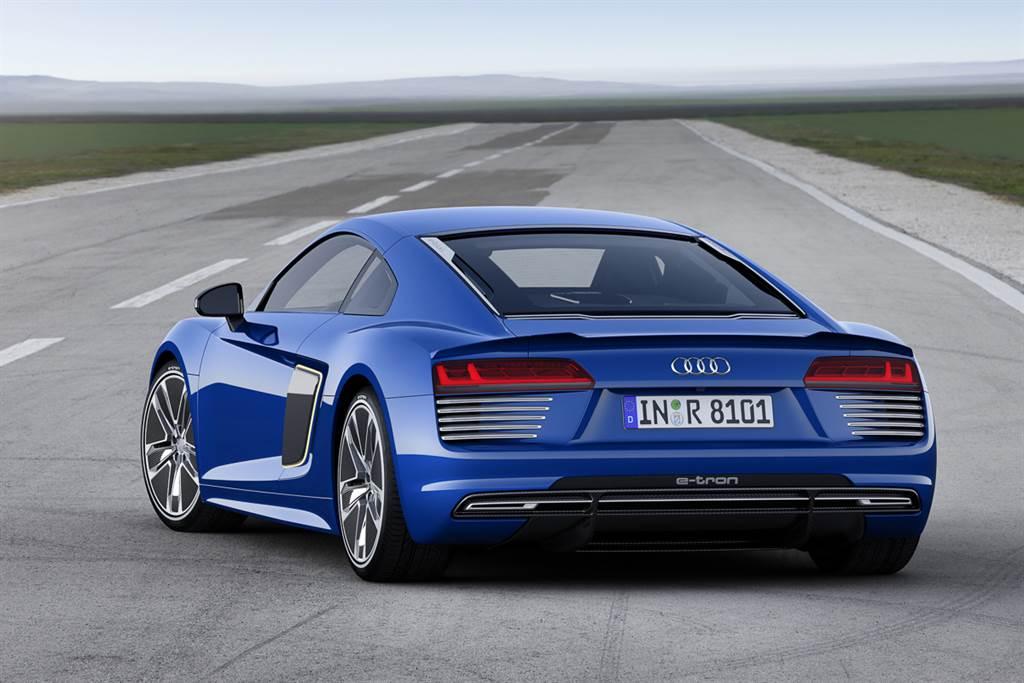 四環超跑電氣化有譜?Audi或考量再次推出R8純電作品