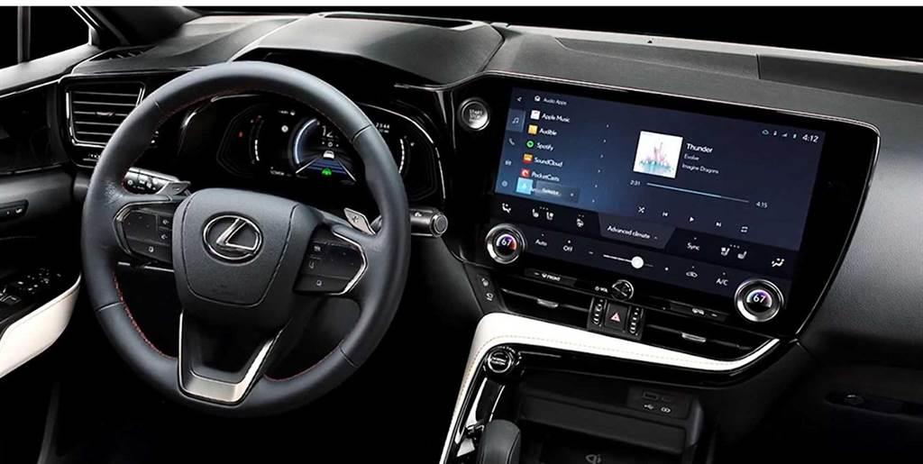 新開發 2.4T、PHEV 等多樣動力、革命性觸控系統導入,全新 Lexus NX 車系「無預警」網上曝光!