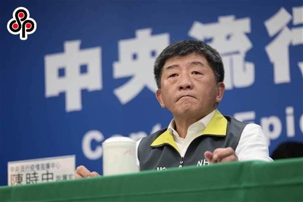 2022年台北市長街頭民調結果曝光,各陣營熱門人中,國民黨立委蔣萬安與衛福部長陳時中並列第一。(本報資料照)