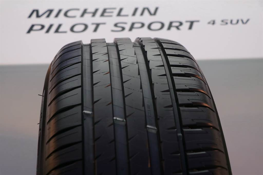 包含塑料回收!Michelin承諾到2025年輪胎將100%可持續性製造