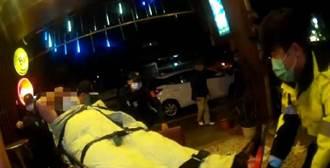 谈生意谈进警察局 「伤」人逃逸 悍警30分钟内逮回法办