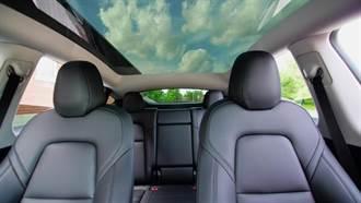 一场车祸,证明 Model Y 玻璃车顶依旧安全有挡头!(只要它没飞走)