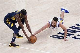 NBA》流鼻血照打!柯瑞手感差仍幫勇士贏球