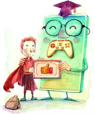 打遊戲的教育意義