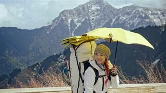 詹喬愉攻頂奇萊北峰三次為拍攝 被導演馬拉松提問逼哭