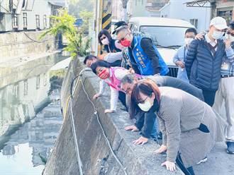 改善潭子大豐里淹水問題 楊瓊瓔爭取8600萬元經費