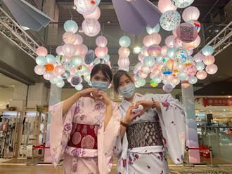 打造日本商店街 新竹SOGO邀消費者偽出國前進日本慶元宵