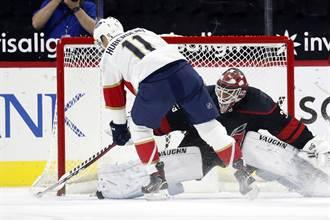 《時來運轉》運彩報報-NHL中央區雙強過招 颶風勇擒美洲豹
