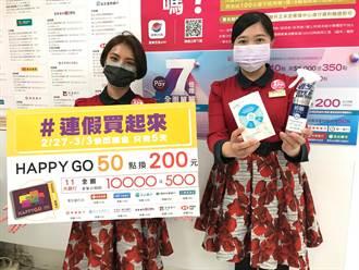 228連續假期將至 台南百貨搶攻檔期