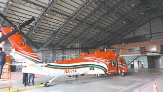 亚航拥有国内唯一专业喷漆棚厂