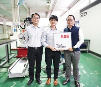 達詳自動化升格ABB「AVP通路夥伴」
