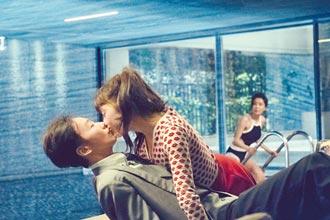 陸明君女女吻4小時嚷瘦臉