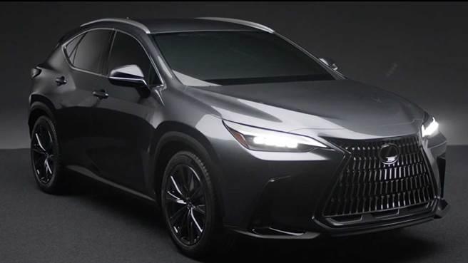 2.4T、PHEV動力導入 全新Lexus NX曝光